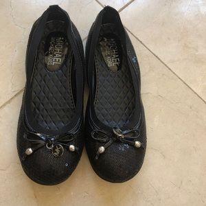 Girls Michael Kors Kids dress flats
